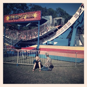 "I call this ""Rejection at the Kiwanis Ogeechee Fairgrounds Ring of Fire"""