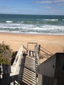 This is a gratuitous photograph of a beach inserted to give my blog entry more visual interest.