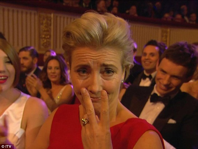 EMMA THOMPSON TURNS DOWN FOR NO WHAT